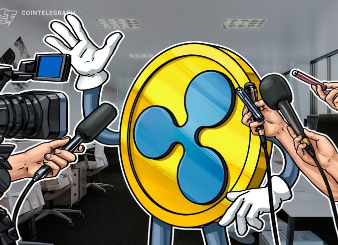 リップルCTO、仮想通貨XRPの投げ売り止めろ運動をけん制!