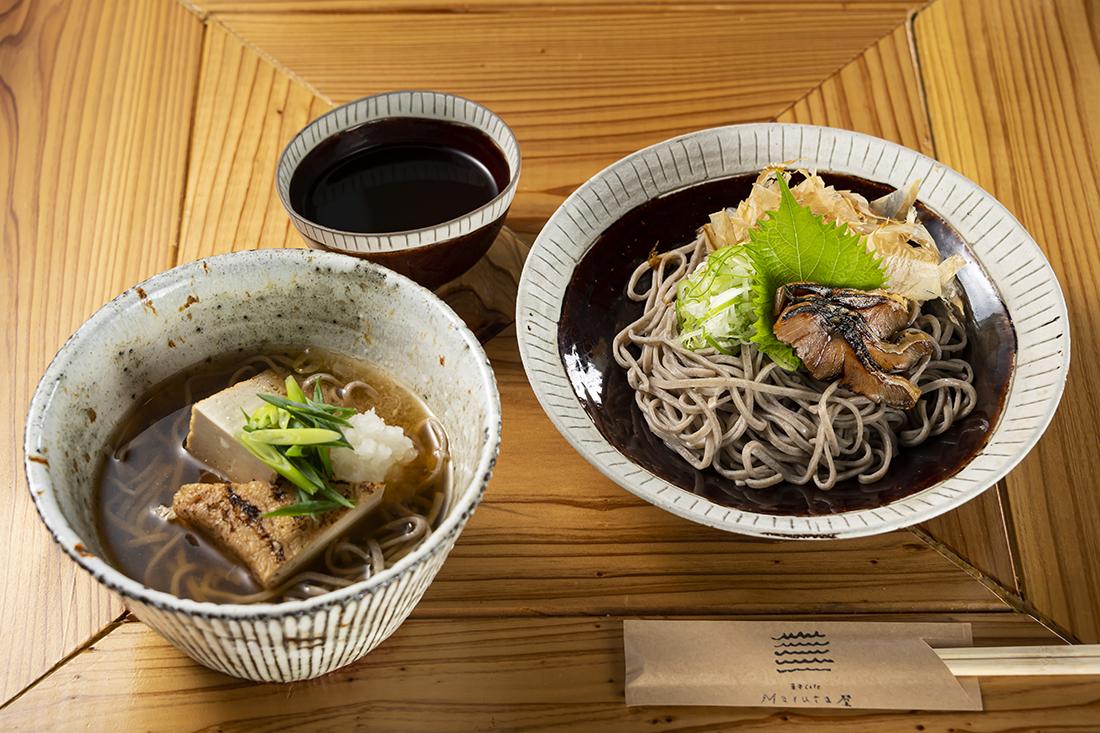 蕎麦cafe Maruta屋(まるたや)