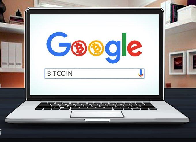 仮想通貨「ビットコイン」グーグル検索で4ヶ月ぶりの低水準に