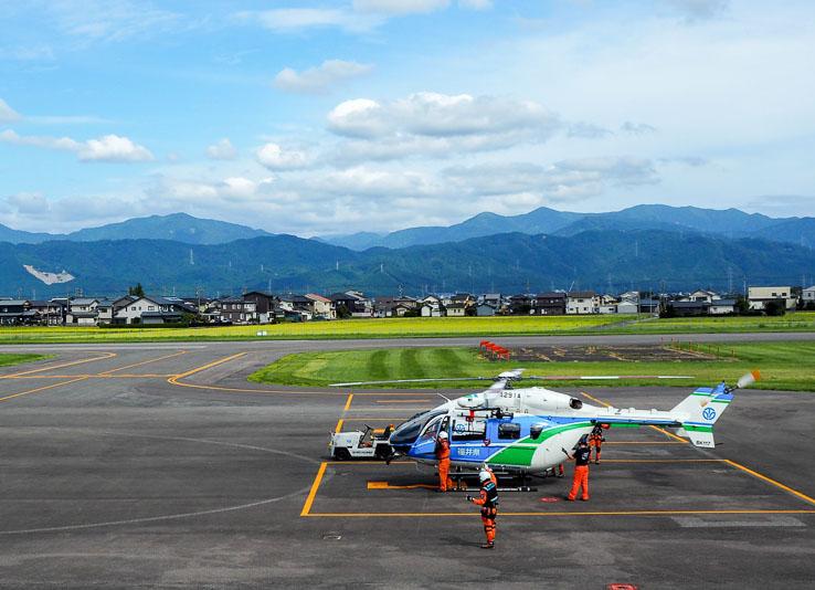 かつては東京への定期便も!県内唯一の空港『福井空港』の今って?