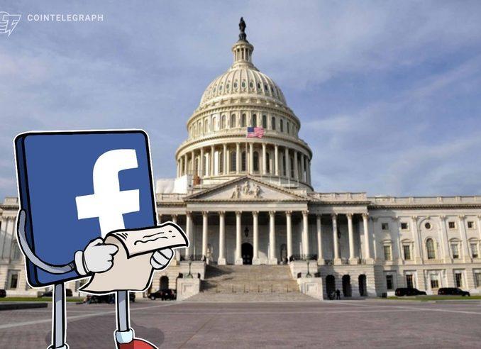 フェイスブック、リブラ説得に向けワシントンでロビー活動!コンサル企業雇う