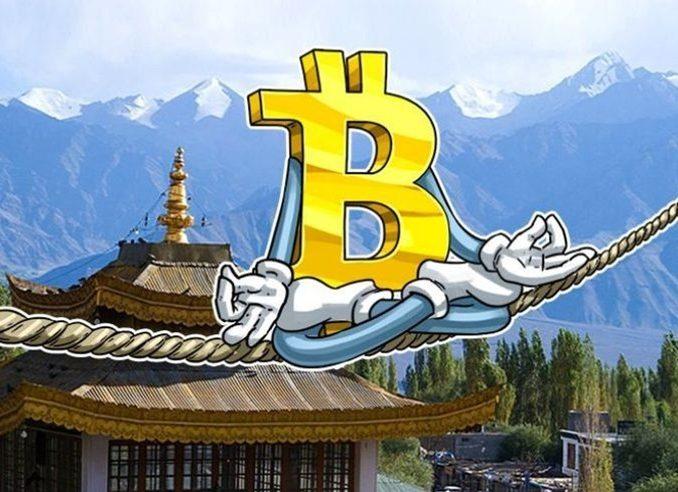 やはり中国のビットコイン需要は侮れない?