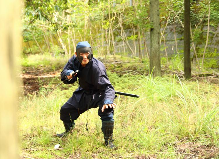 若狭・熊川宿にイタ―‼現代に生きるリアル「忍者」とは。