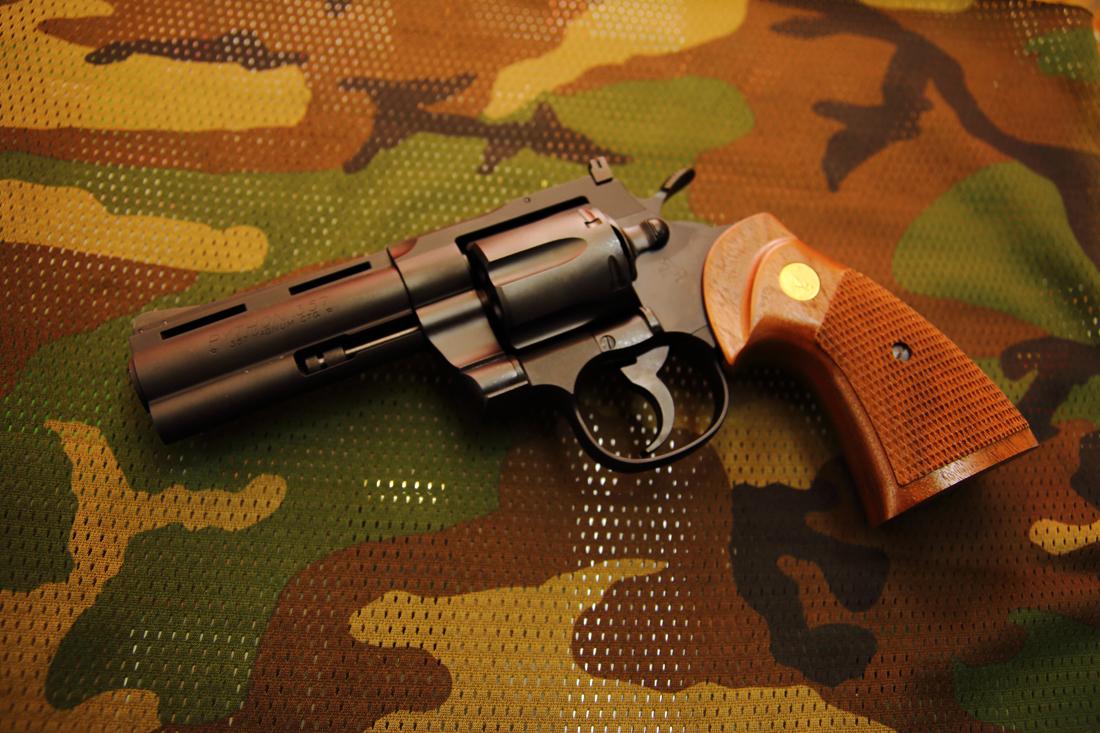 タナカ Colt Python .357Magnum