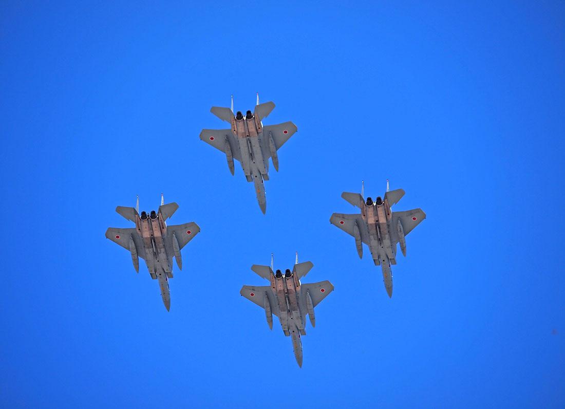 【中止】福井上空を戦闘機が飛行する、大迫力のイベント!