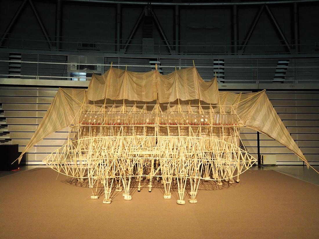 テオ・ヤンセン展 in ふくい