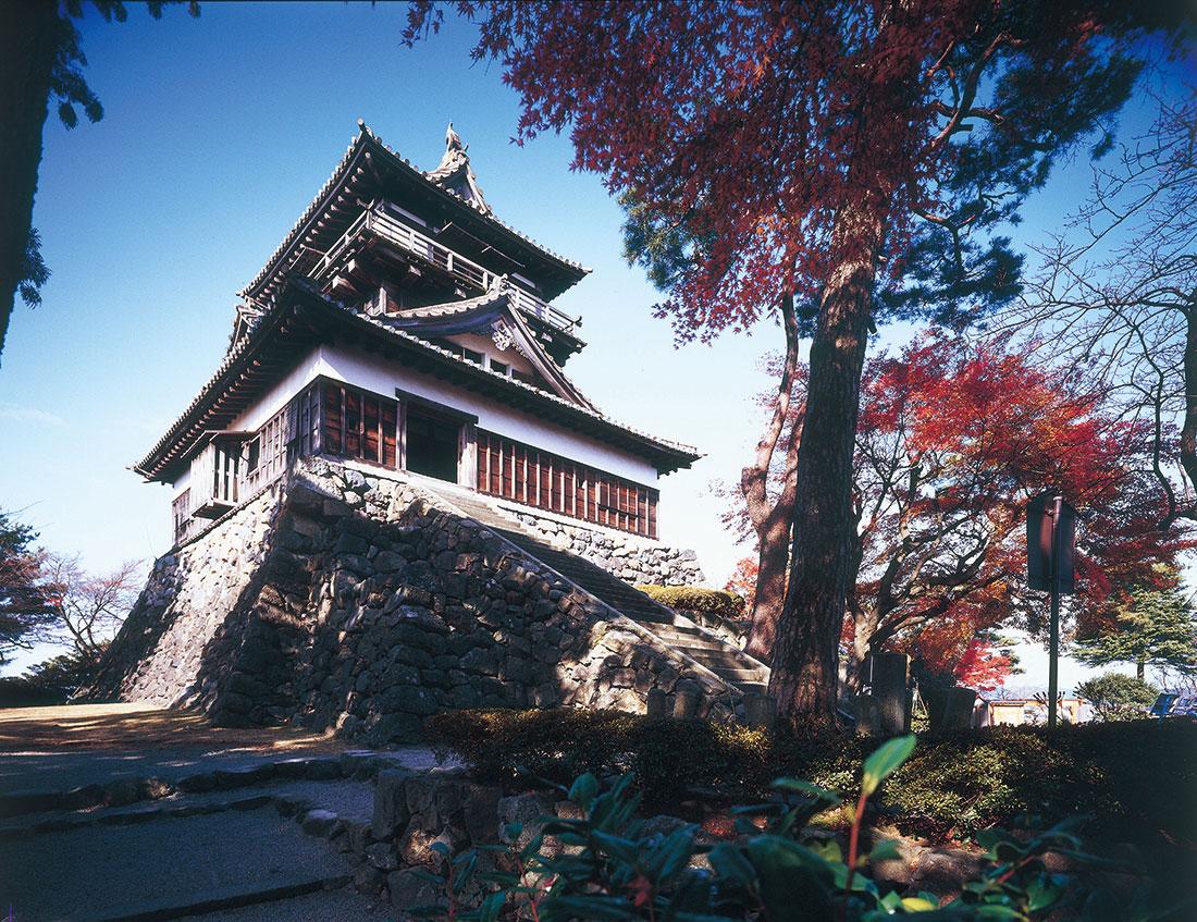 丸岡城(まるおかじょう)