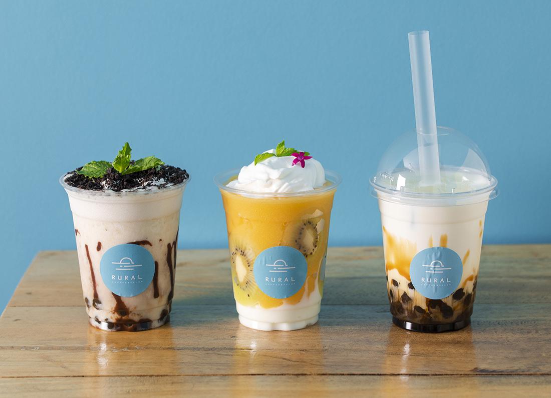 味もヴィジュアルもばっちりのカフェが、敦賀に誕生!|RURAL(ルーラル) COFFEE&SALON