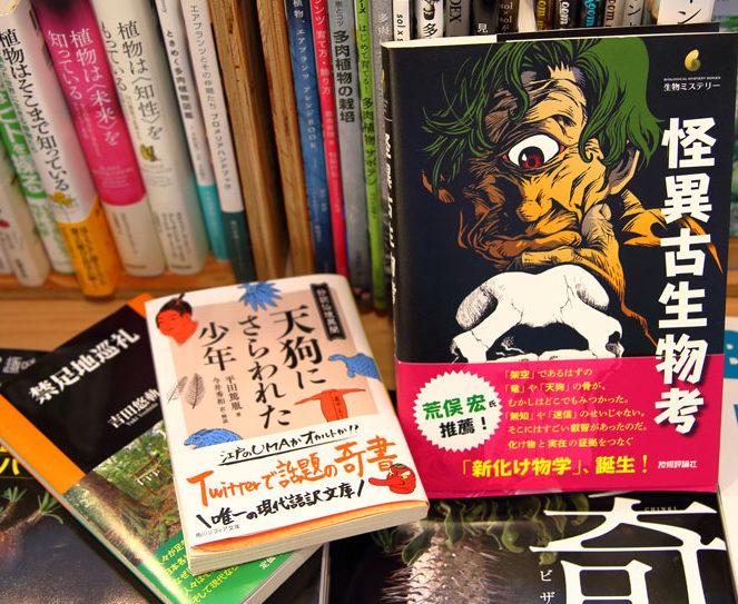 ハロウィンより怪奇な日本史がより面白くなる本でディープな世界へどっぷり。