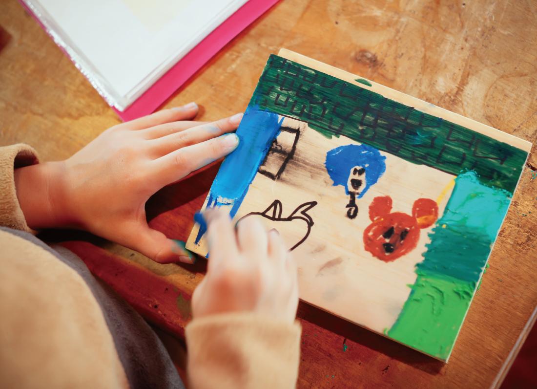 【10/26~】子供が大はしゃぎ!森のアーティスト村へようこそ。