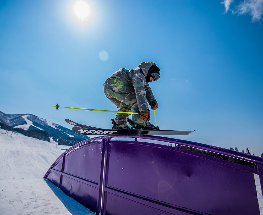 スキーといえばココ! 西日本最大級のゲレンデへ!│スキージャム勝山