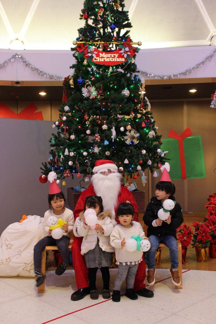エンゼルランドのクリスマス会 ~サンタとたのしむ♪ぱんだママコンサート~