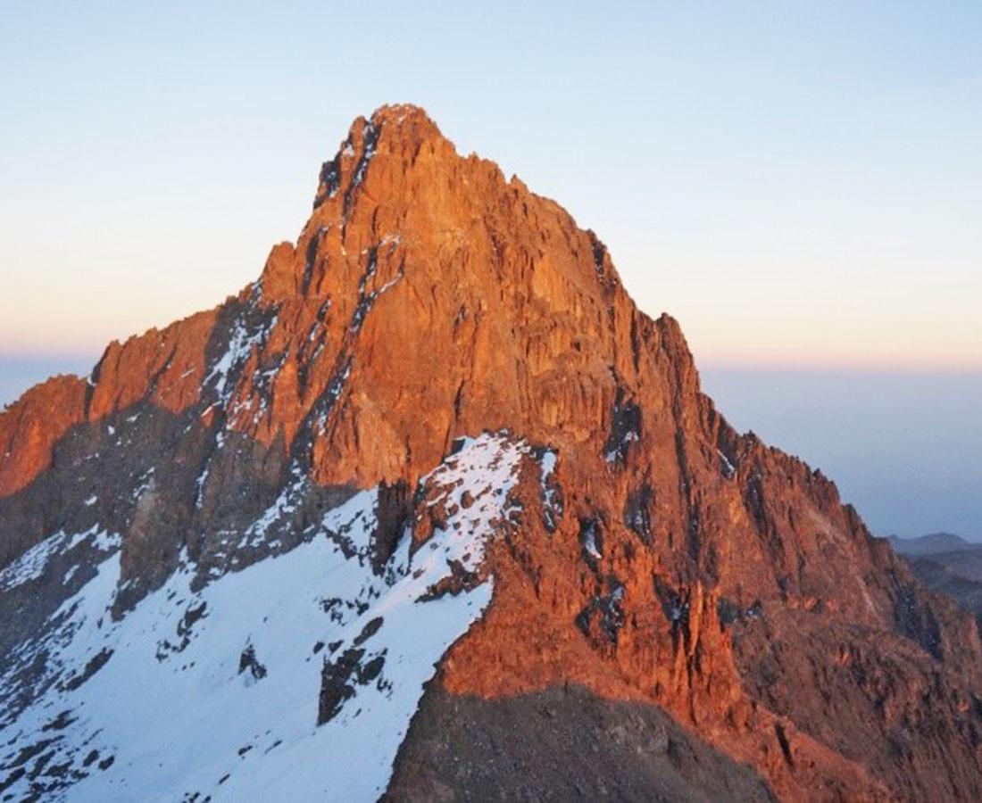 [世界から発信inケニア④]5,000メートル級!大陸2位のケニア山にアタックした話