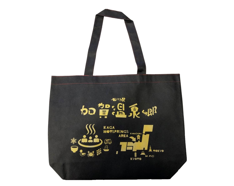 「永平寺おでかけ号」加賀温泉郷 運行5周年記念 トートバッグ