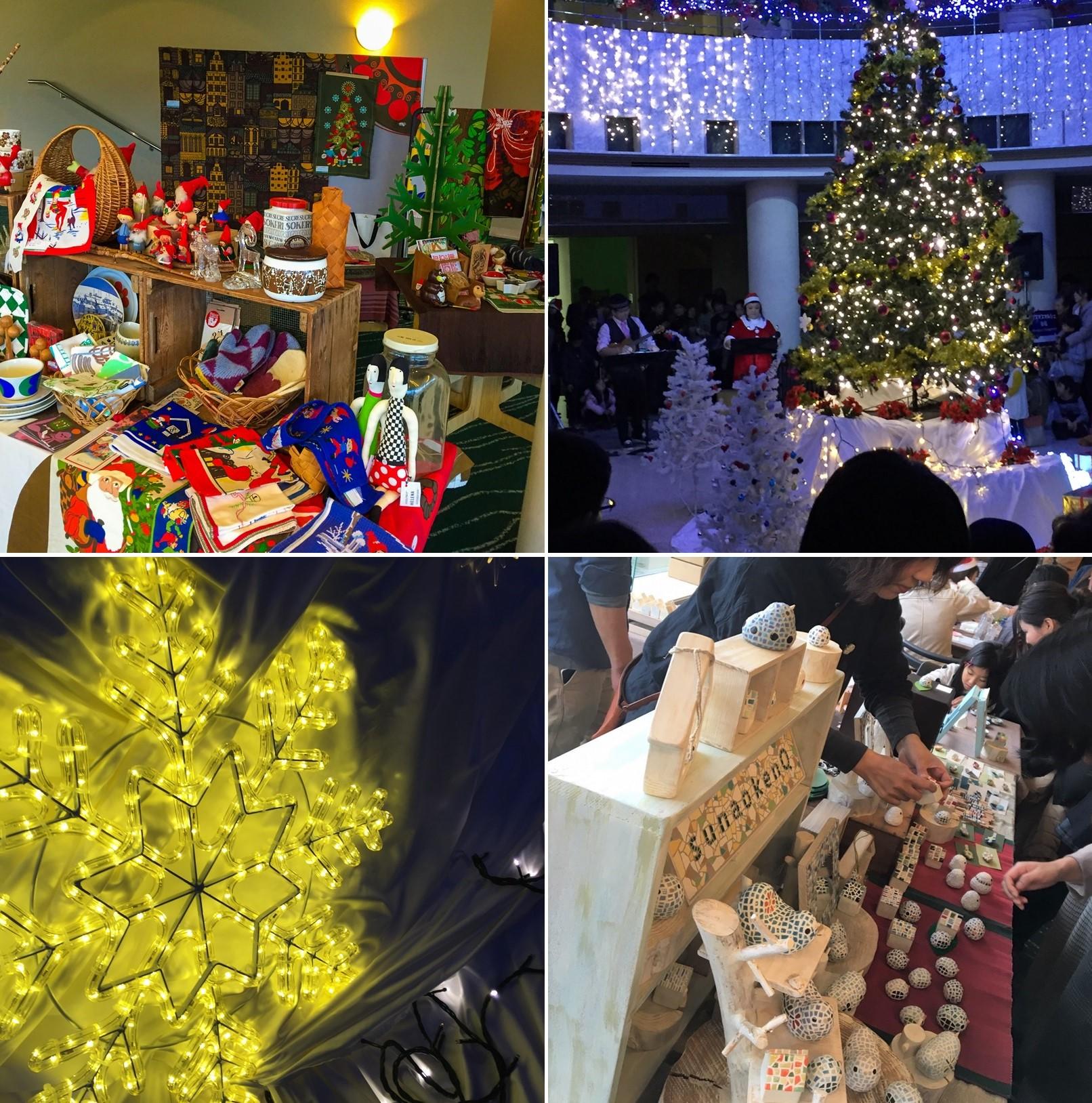 クリスマス・マルシェ in ハーモニーホールふくい2019