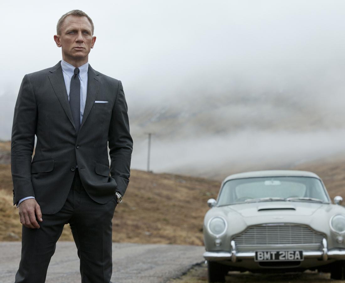 007最新作が日本でも公開日決定!! 先立ってダニエル・クレイグ版ボンドを一気見‼