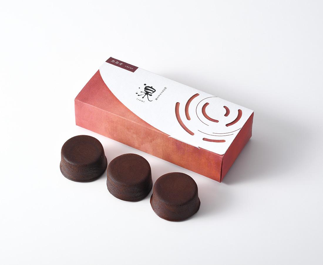 4つのテイストを和菓子に詰め込んだ、 創業110周年記念菓子。