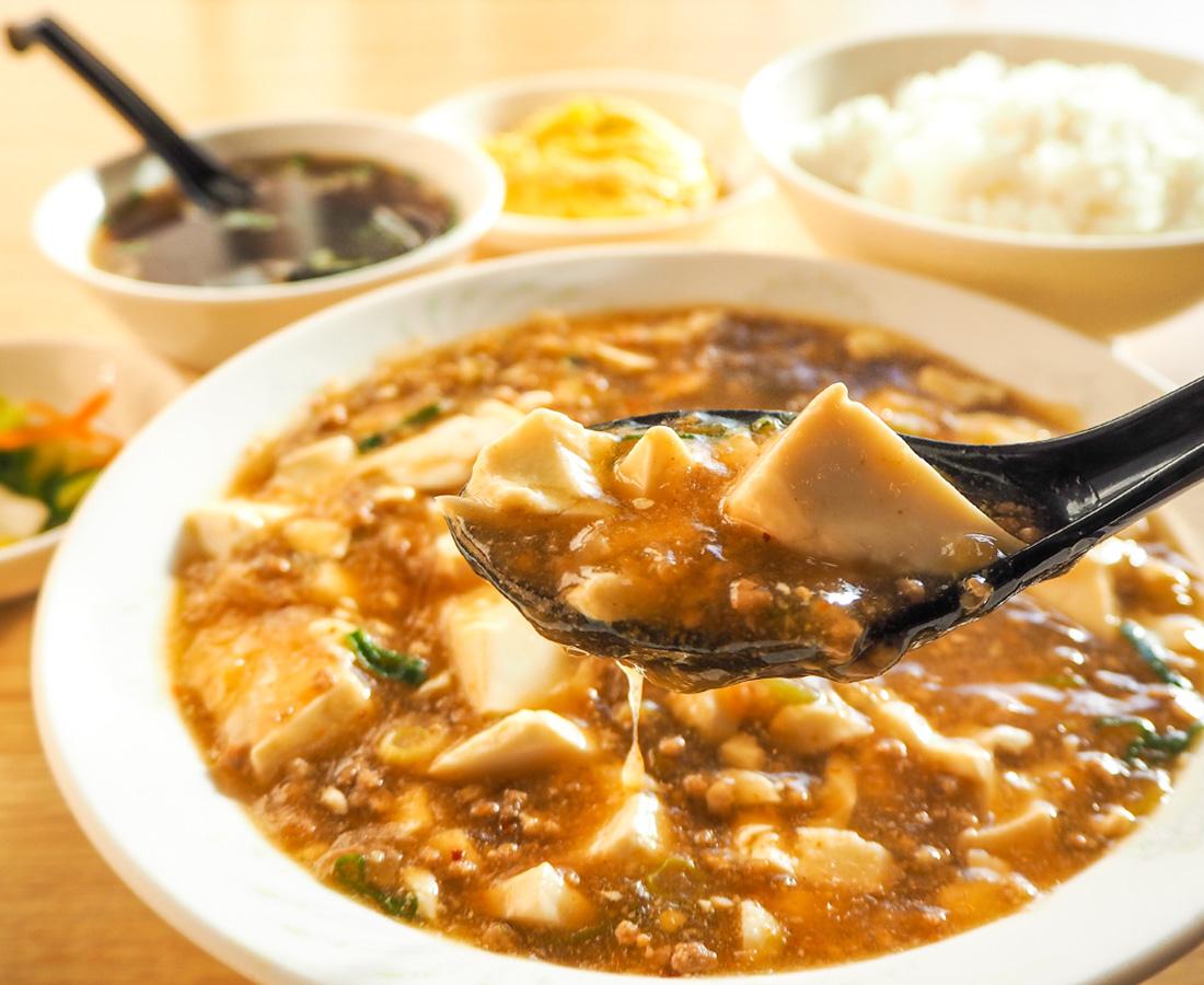 辛くもない、しびれもしない。だけど旨い。店主の愛が詰まったマーボー豆腐|中華料理 甲来