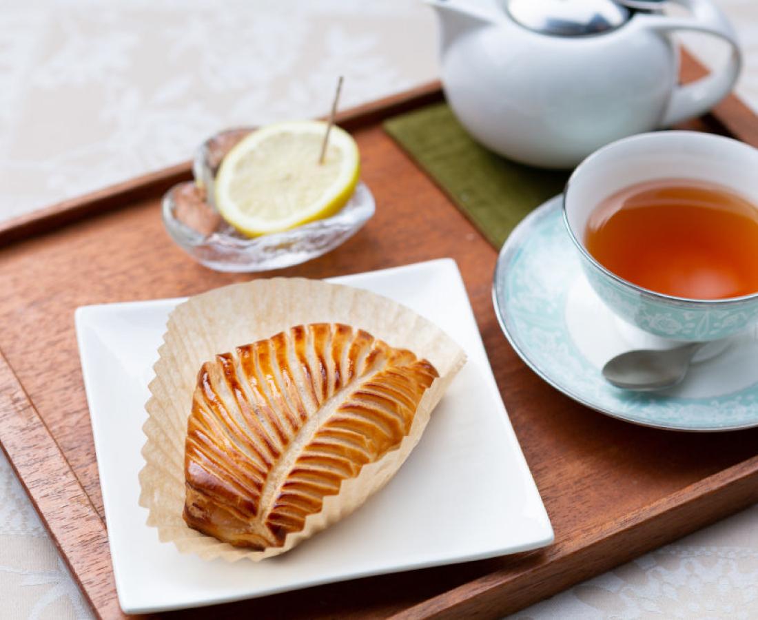 永平寺の『アトリエ菓修』で絶対食べたい、売り切れ必至の絶品アップルパイ