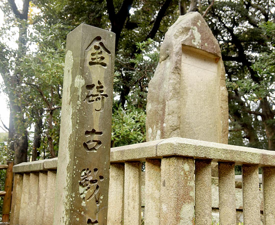 敦賀市『金ヶ崎城跡』は織田信長の撤退戦「金ヶ崎の退き口」の舞台