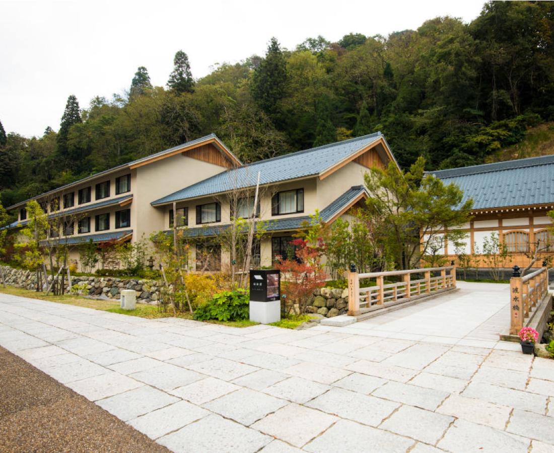 禅に親しむ宿、『柏樹関(はくじゅかん)』福井県永平寺にオープン