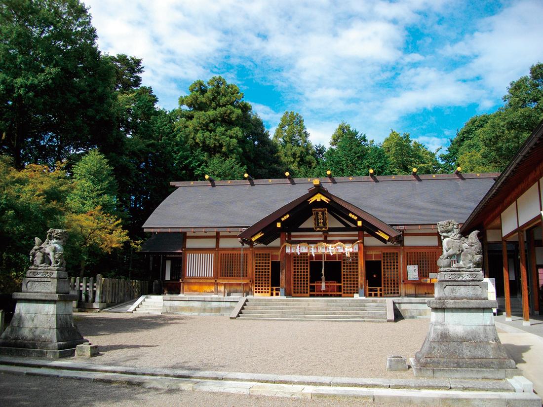 越前祖神 足羽神社