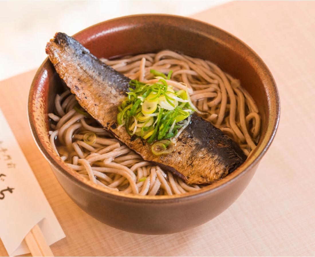永平寺の『てらぐち』で、福井県産の本格手打ちそばを福井の地酒とともに