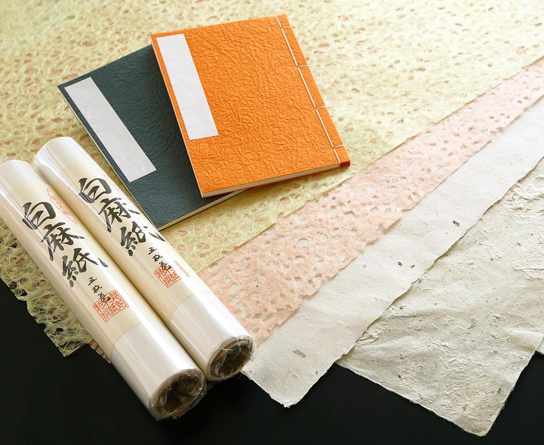こんなところにも! 身近にある越前和紙の技。