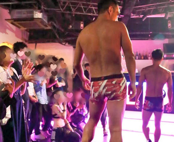 【1/11】2年に一度の祭典・パンツファッションショー開幕!|ラーナニーニャナイト2020
