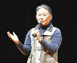 夏井さんと五七五 春江 760人創作、講評楽しむ