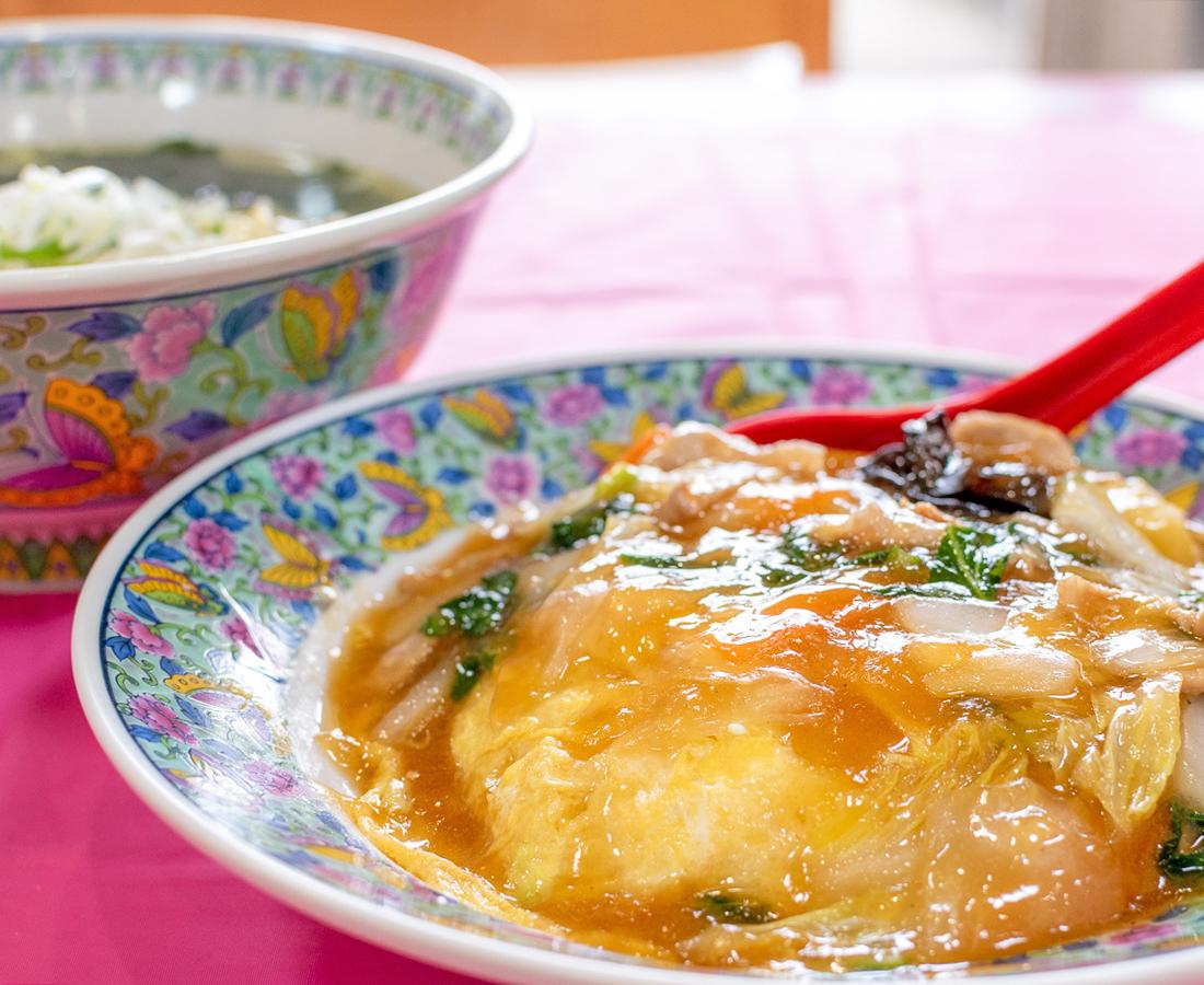 黄金色に輝くスープと、ここでしか出会えない贅沢丼のダブルパンチ!|ふくりゅう軒