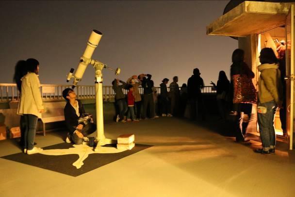 【中止】夜間開館「ナイトミュージアムと天体観望会」