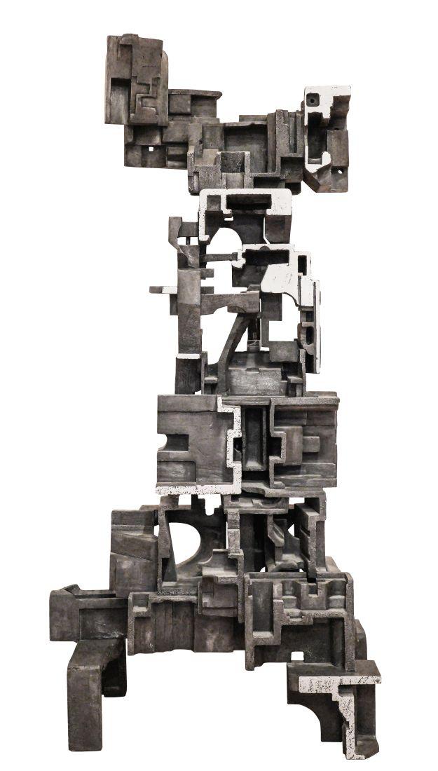 """【中止】<COCONOアートプレイス企画展> 伊東知之彫刻展-立体と金属と""""生""""のはざまで-"""