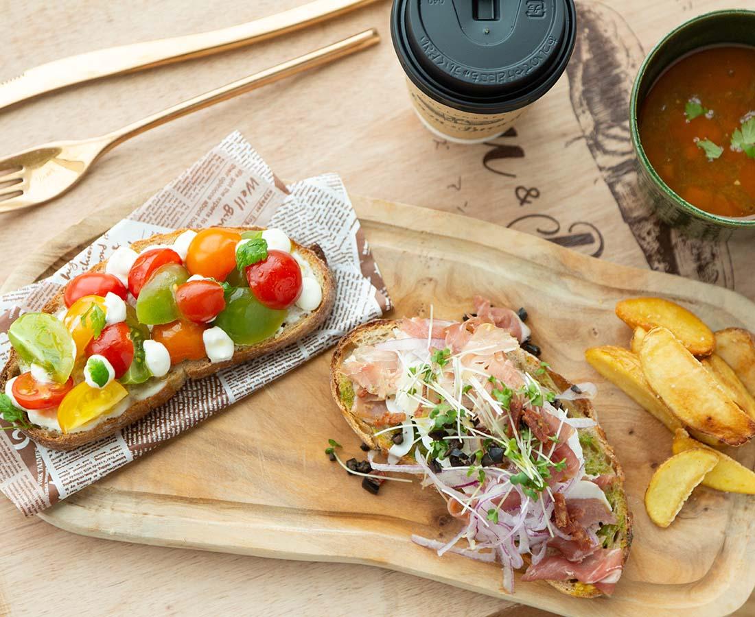 【Open】食いしん坊女子のハートと胃袋をがっちりつかむパン屋さん|Okazu&Bread