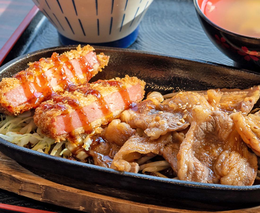 週何度でも通いたくなるバラエティ豊富な日替わり肉定食!|焼肉ビアハウス蘭燈