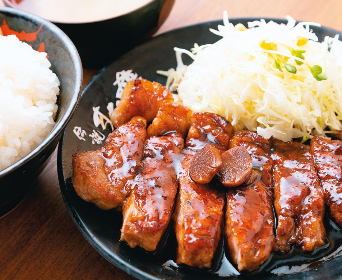 毎日おいしいランチ|伝説のすた丼屋 福井開発店