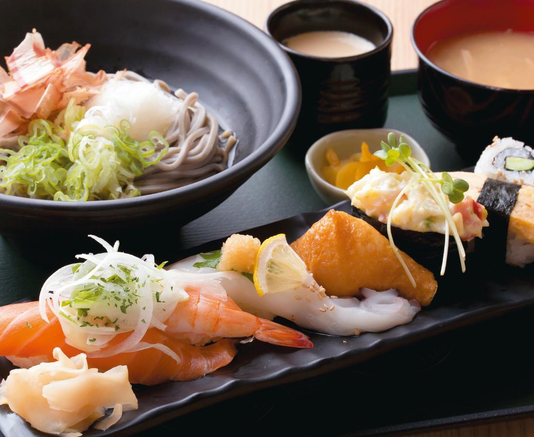 毎日おいしいランチ|遊食楽呑 かんきち 福井駅前店