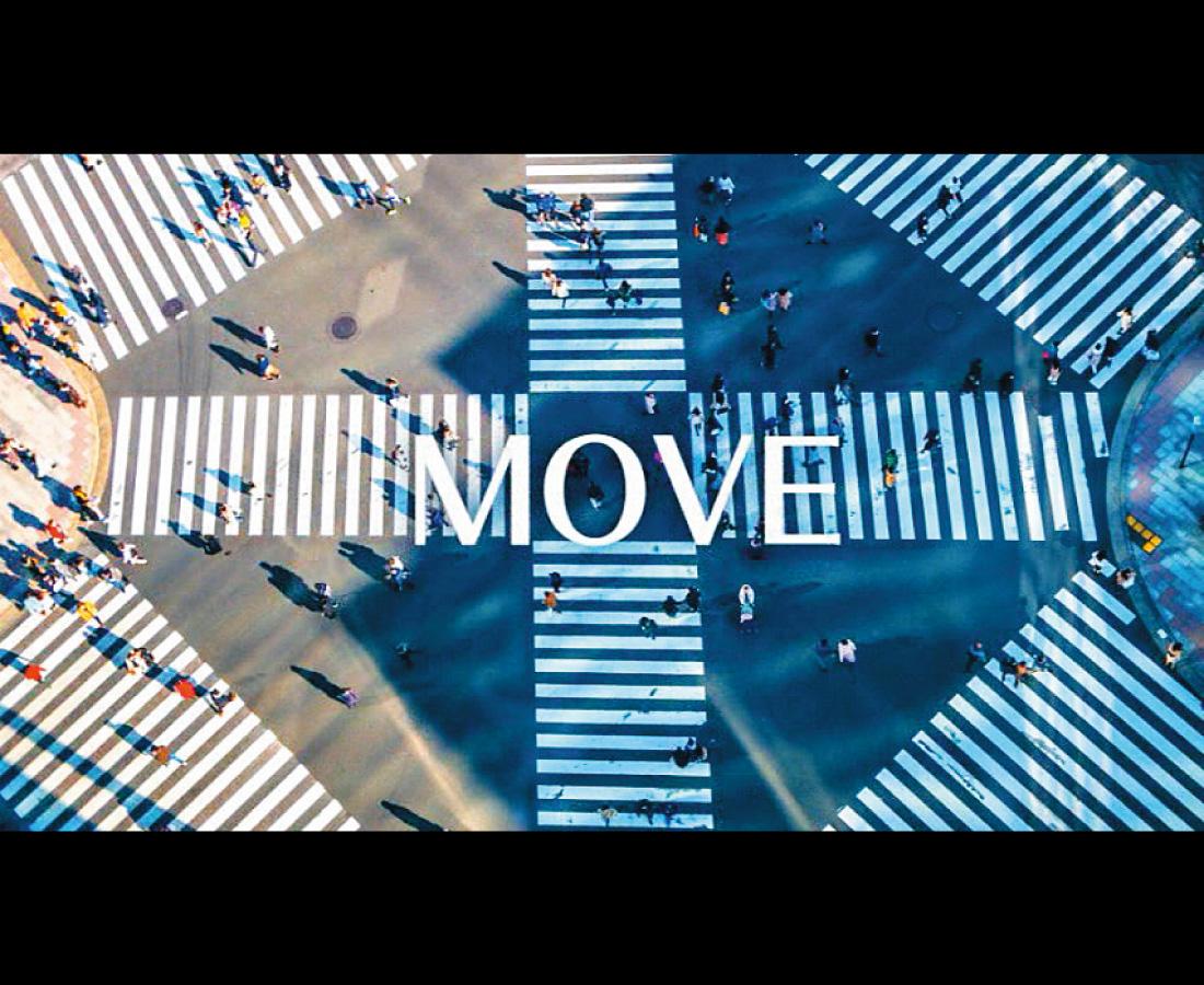 革新的な搬送で未来を変えていく。|Kinos「FLOW LINE 社名変更」篇
