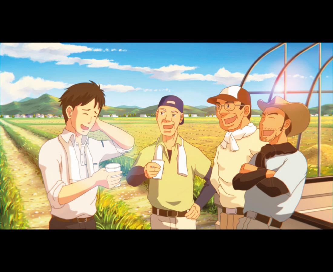 農家と真摯に向き合う精米会社!|福井精米株式会社「シーズン」篇
