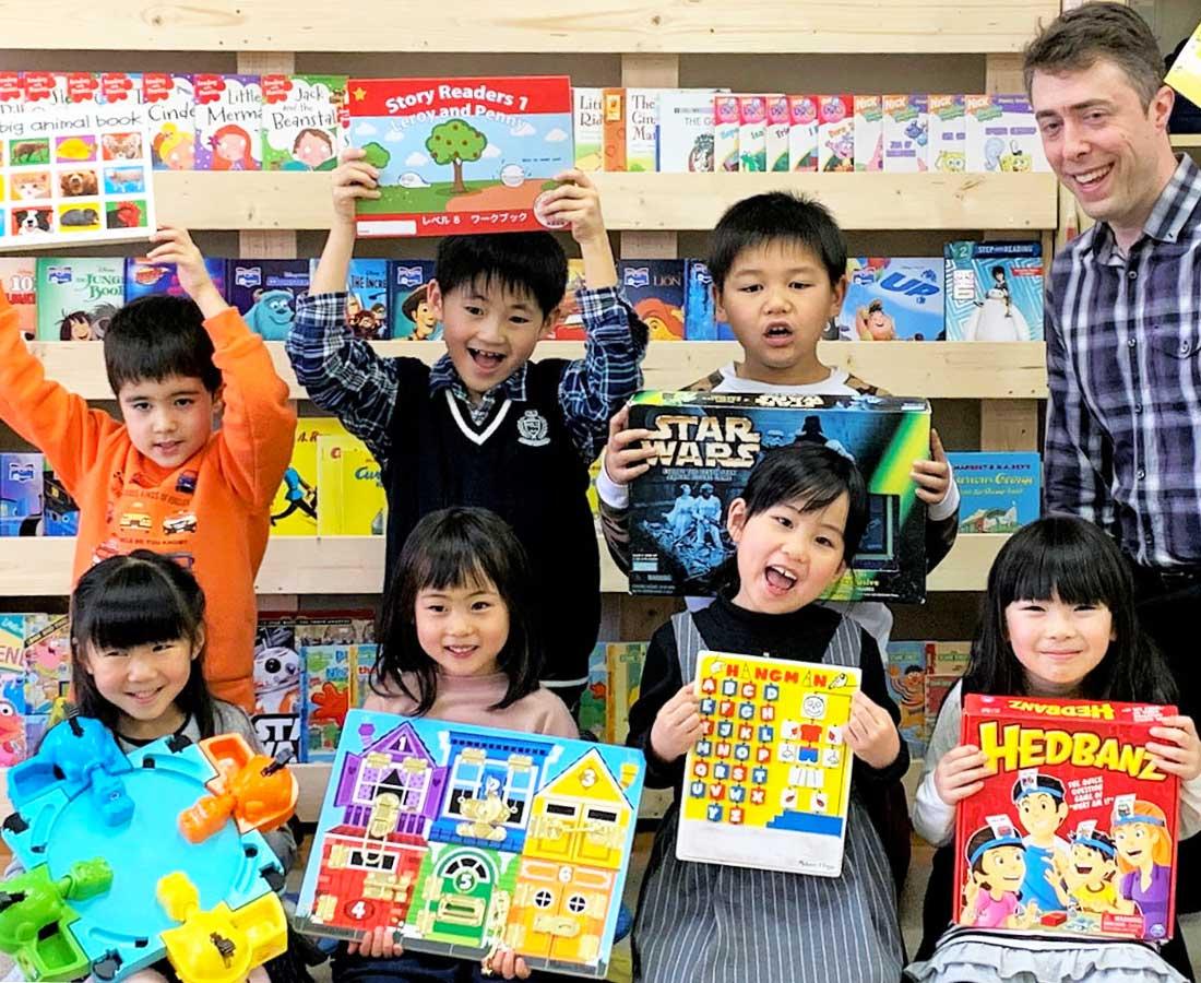 新規生徒募集中! 入会金無料キャンペーン!|アップル英語教室