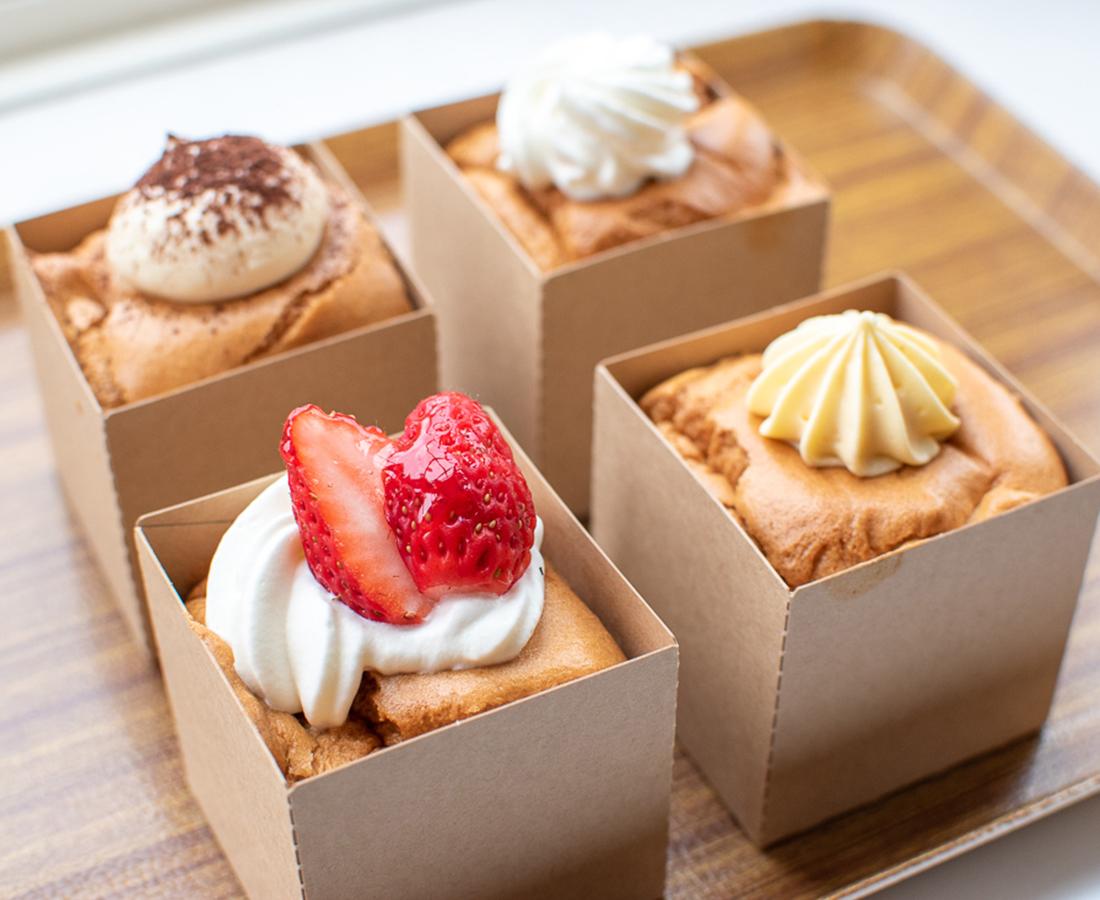 【Open】子どもたちも喜ぶ、可愛くてリーズナブルな焼き菓子がいっぱい!|菓子工房 茶菓菜