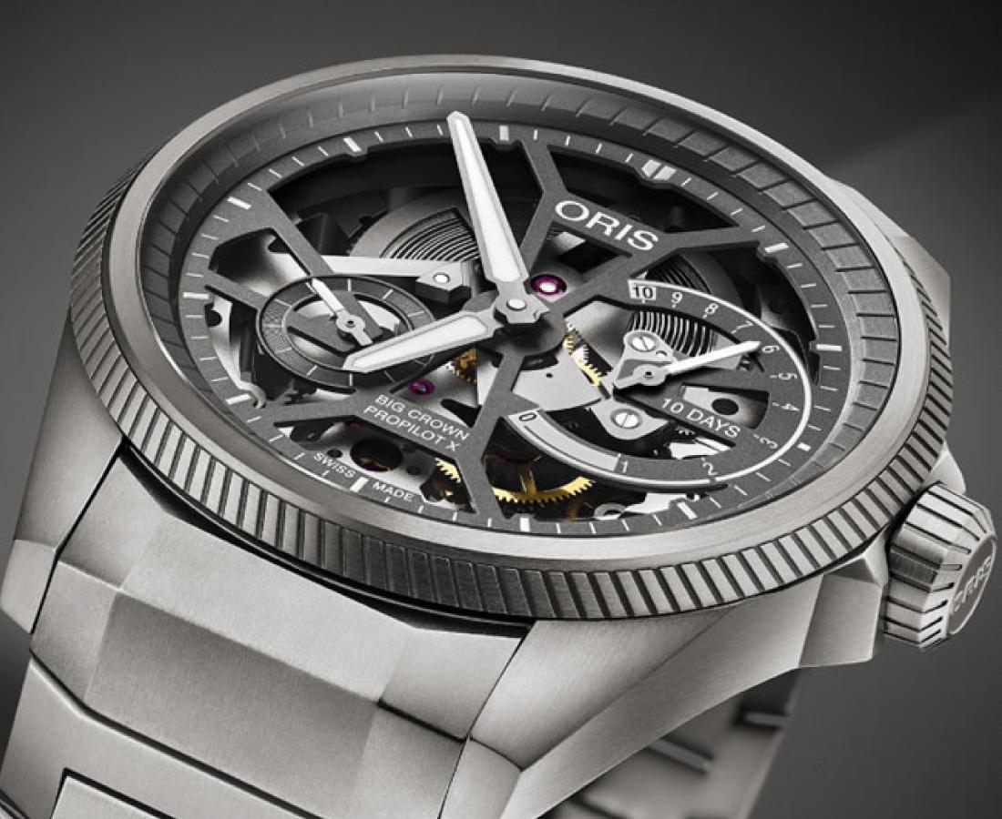 美しすぎて希少価値高めの腕時計 ORISの世界観が詰まった一本|ジュエリータイムムラタ