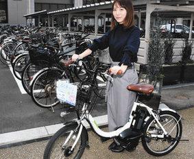 脱・自動車依存なるか 県が自転車活用推進計画策定