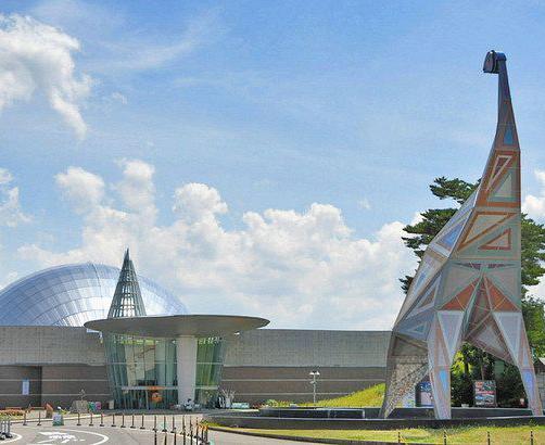 県立恐竜博物館が入館制限で15日プレオープン