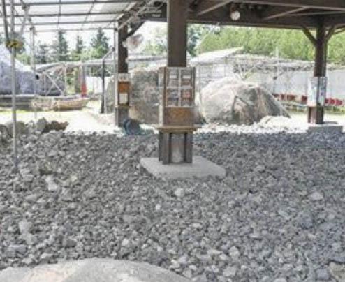 恐竜博物館15日に再開  化石発掘など3施設も