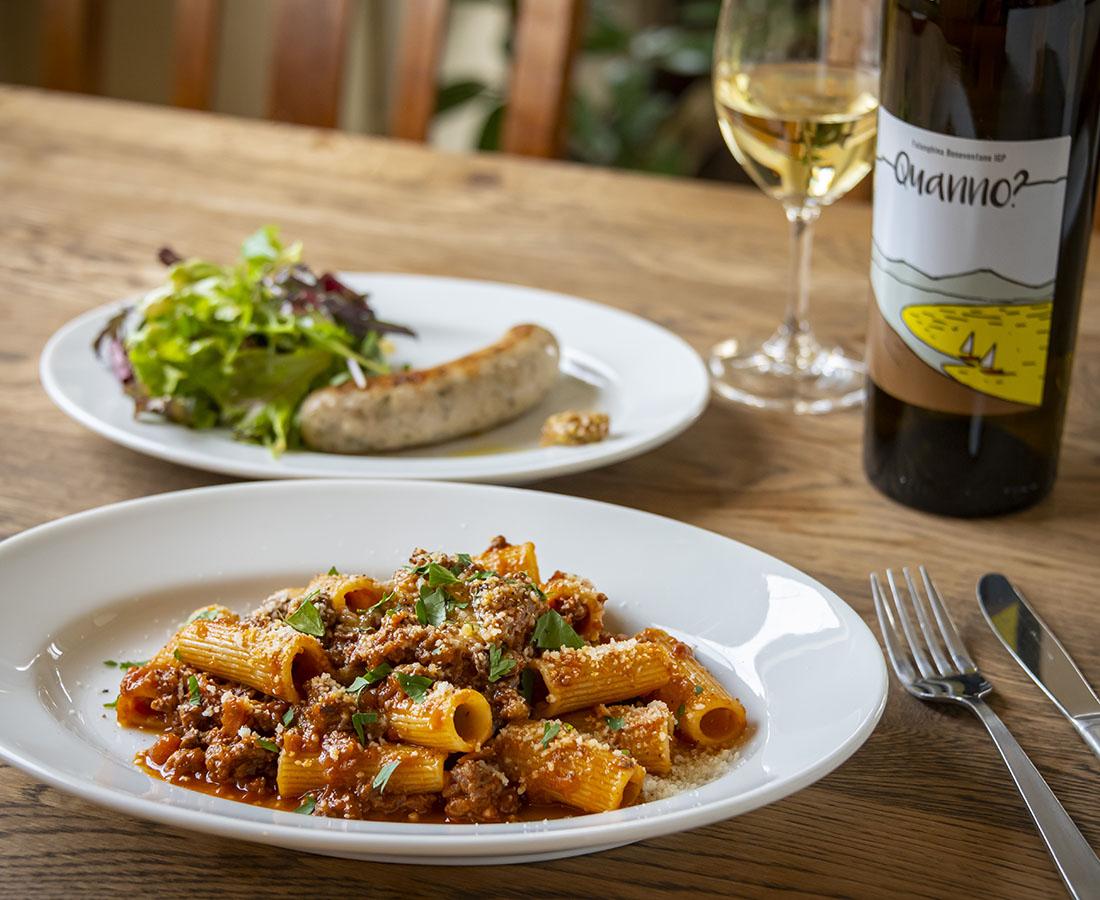 【Open】「あわら湯のまち駅」の裏に見つけた、おしゃれなイタリア食堂。|サルーテ