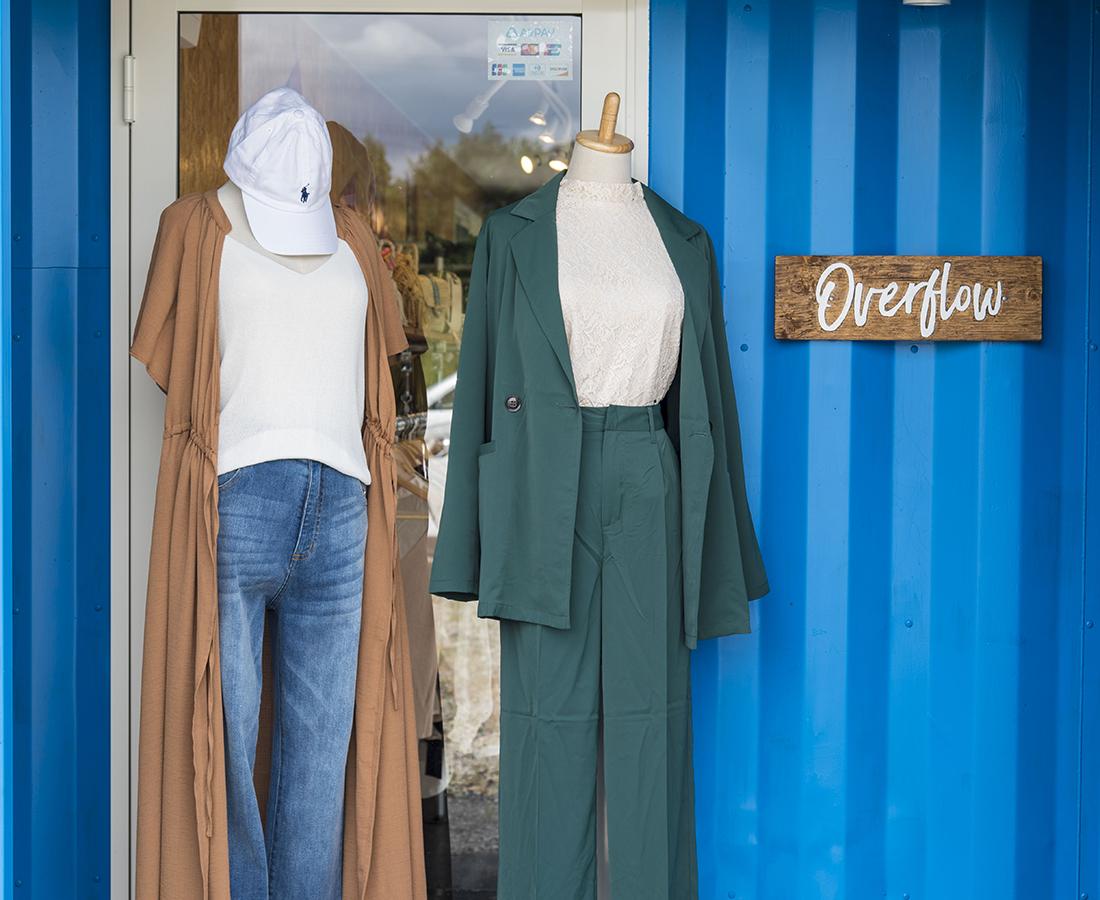 【Open】秋に着たいお洋服がいっぱい。『Over flow』で賢くトレンドアイテムを手に入れよう!