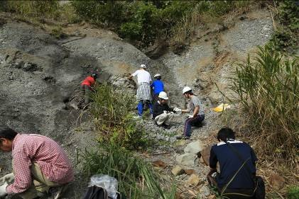【地球と宇宙を学ぼう】化石採集会
