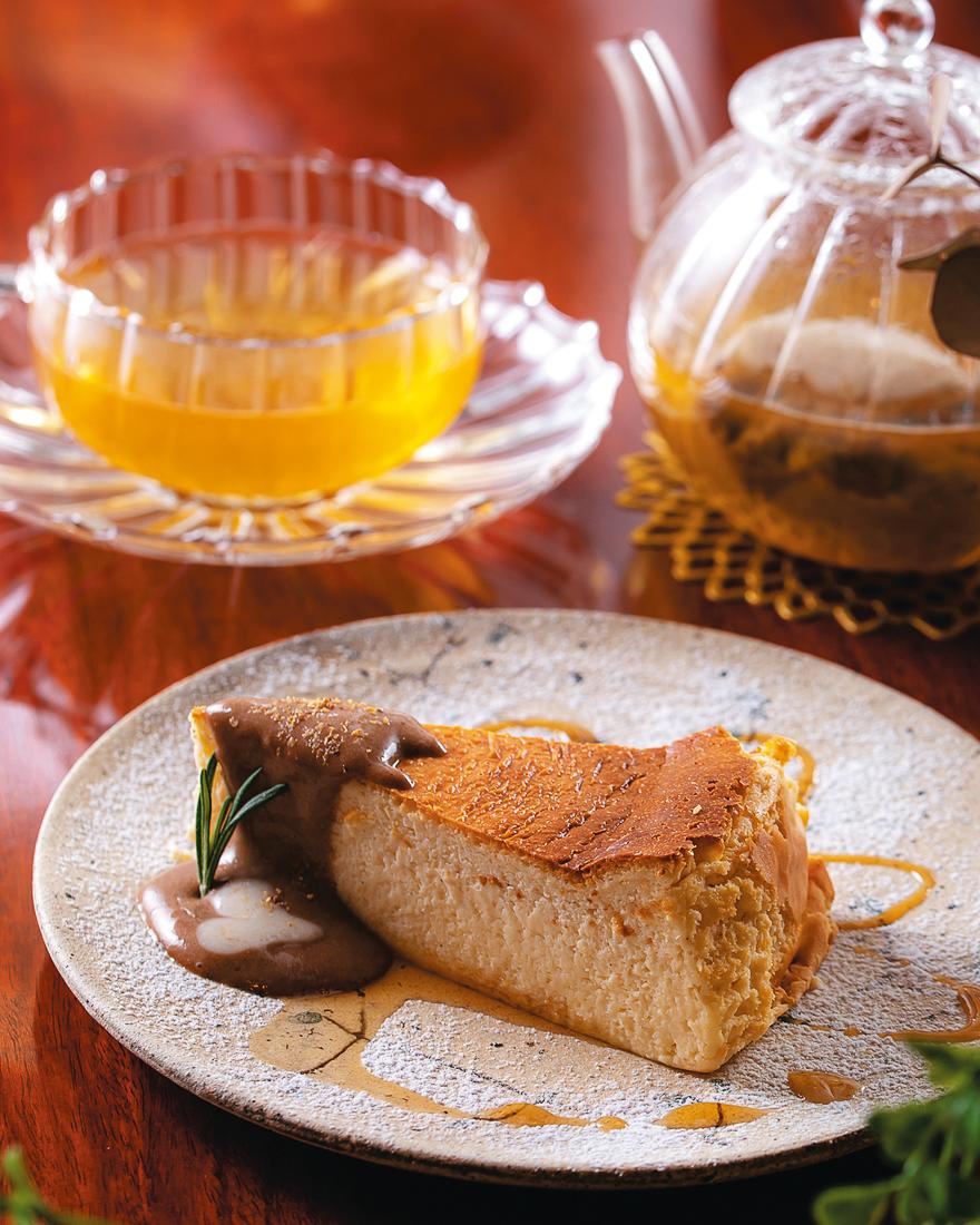 ピロール米粉100% 豆乳チーズケーキ
