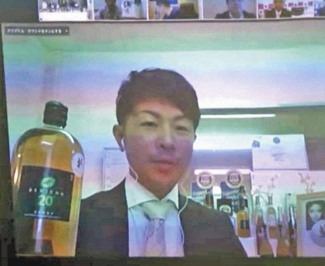 若狭町の梅酒 金賞 世界ワインコンクール エコファームみかた再挑戦 アルコール度数高める